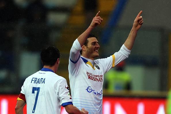 Serie A: Ciofani esalta Frosinone. Chievo-Sassuolo finesce pari