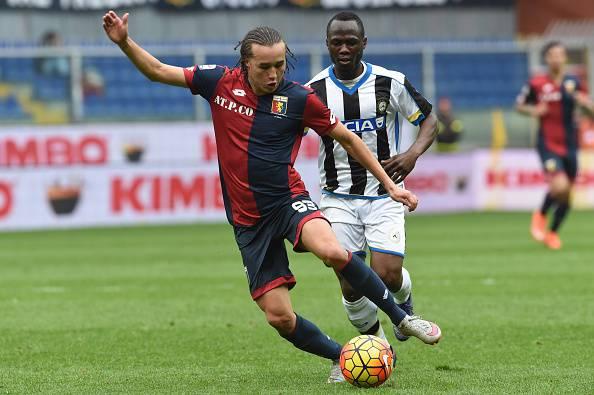 Diego Laxalt, giocatore del Genoa