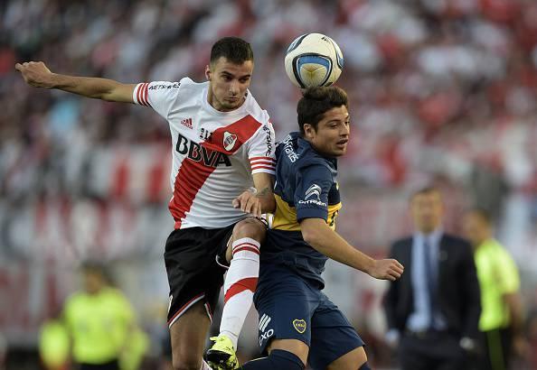 Emanuel Mammana, difensore del River Plate Milan