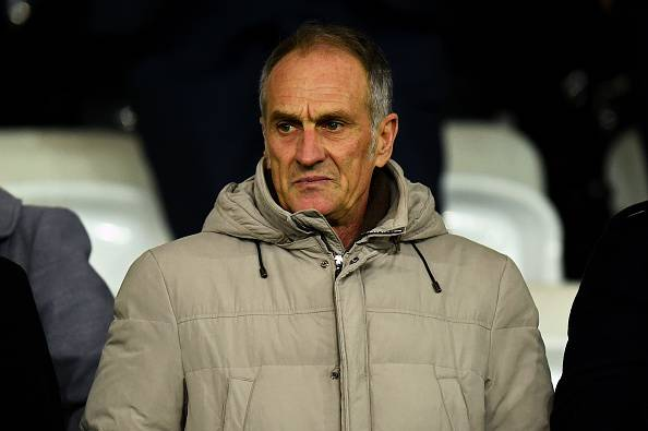 Francesco Guidolin, allenatore Swansea Premier League