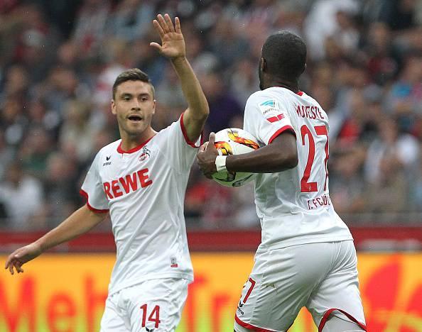 Bundesliga: Colonia, lezione all'Eintracht: finisce 3-1
