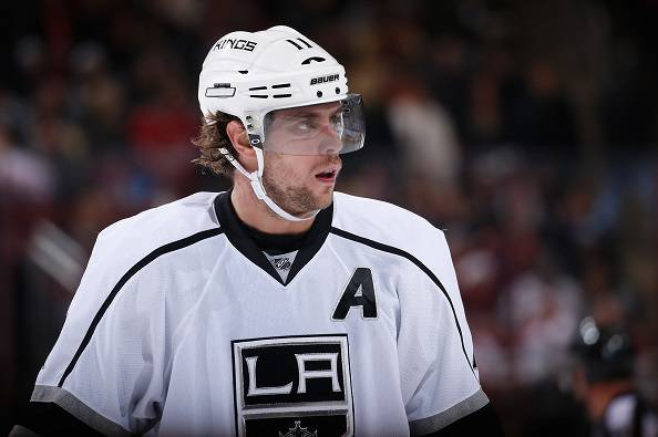 NHL: Uno straordinario Anze Kopitar trascina i Kings alla vittoria al Madison Square Garden