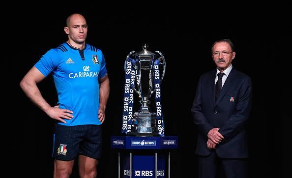"""Rugby Sei Nazioni, Parisse: """"Inizio difficile ma faremo del nostro meglio"""""""