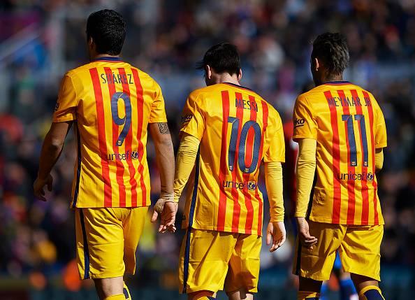 Il tesoro del Barcellona