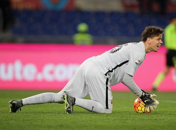 """Roma – Sampdoria, Szczesny: """"Contento per il successo. Spalletti? Mi trovo bene con lui"""""""