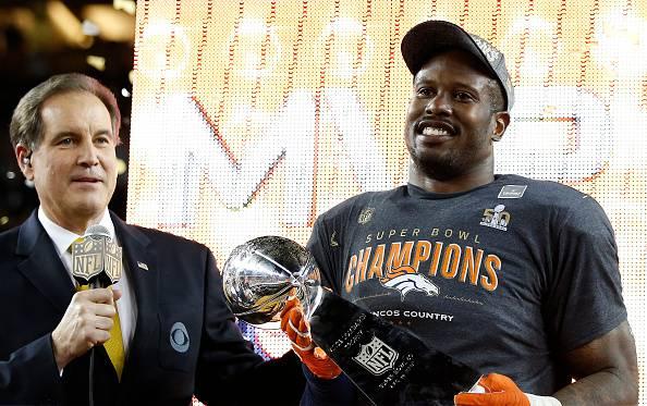 Super Bowl MVP Von Miller