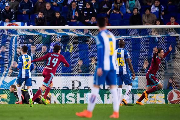Liga BBVA: goleada Real Sociedad in casa dell'Espanyol