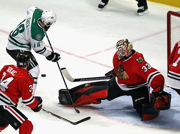 NHL: Dallas si prende la rivincita su Chicago, ok Washington
