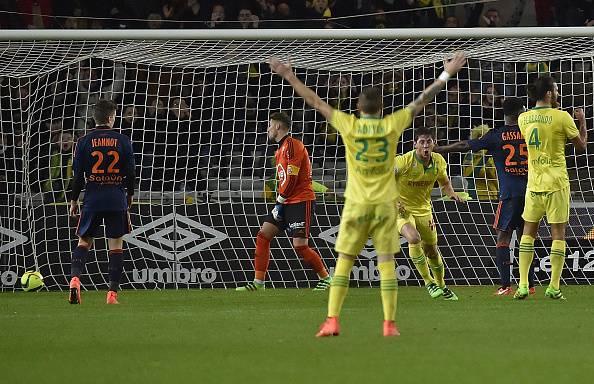 Ligue 1: colpo Bordeaux, Troyes e Bastia, bene il Montpellier