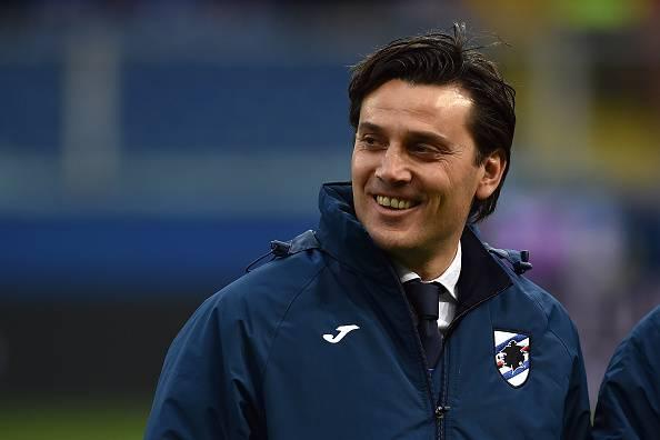 Vincenzo Montella, allenatore della Sampdoria