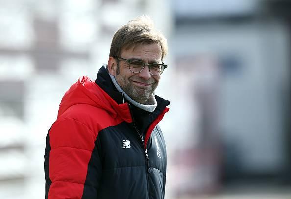 Jurgen Klopp, allenatore del Liverpool Premier League