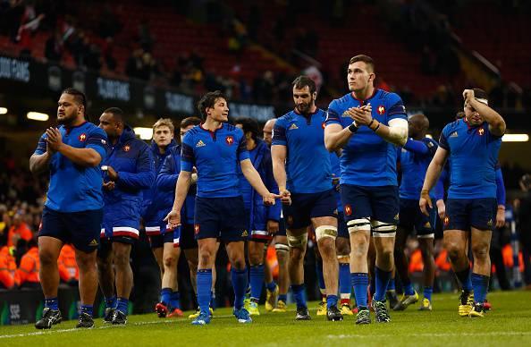 RBS 6 nazioni Galles Francia