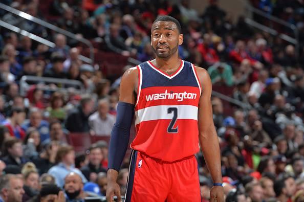 John Wall, stella dei Washington Wizards NBA