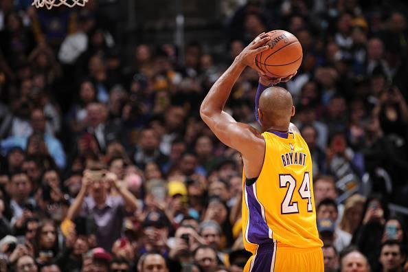 Kobe Bryant, stella dei Los Angeles Lakers