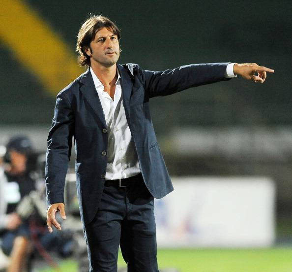 Massimo Rastelli, allenatore del Cagliari Serie B