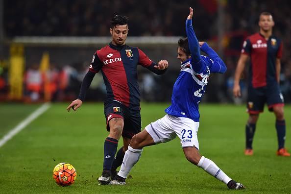 Armando Izzo, difensore centrale del Genoa che piace al Milan