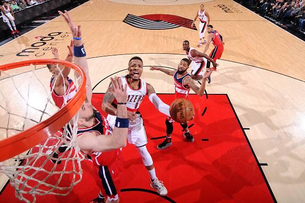 Damian Lillard, stella dei Portland Trail Blazers NBA