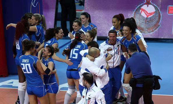 Volley: sorteggiato il torneo preolimpico