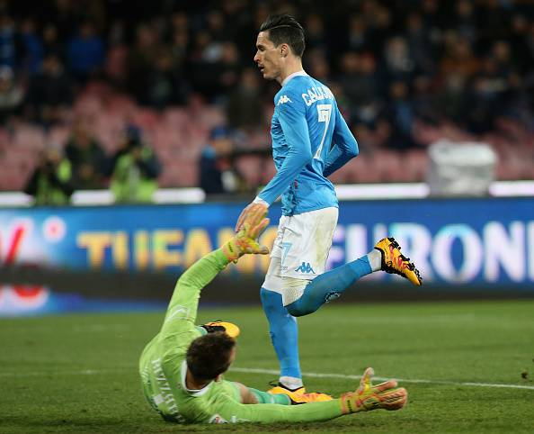 Jose Maria Callejòn (getty images)