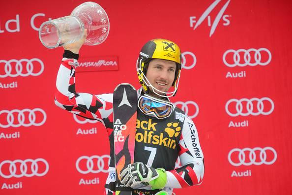 Hirscher vince lo slalom di Adelboden