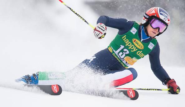 Manuela Moelgg, protagonista dello Sci Alpino italiano