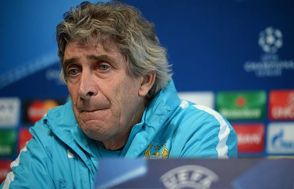 Manuel Pellegrini (getty images)