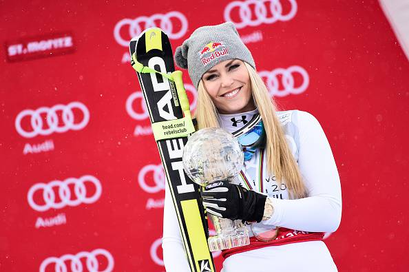 Lindsey Vonn (getty images)