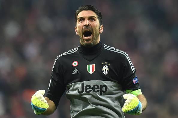 Buffon, orgoglio juventino!