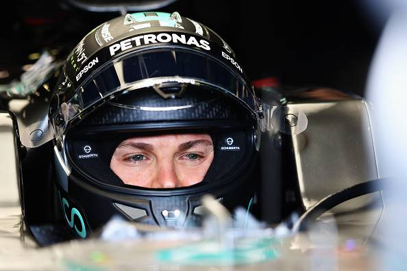 Nico Rosberg (getty images)