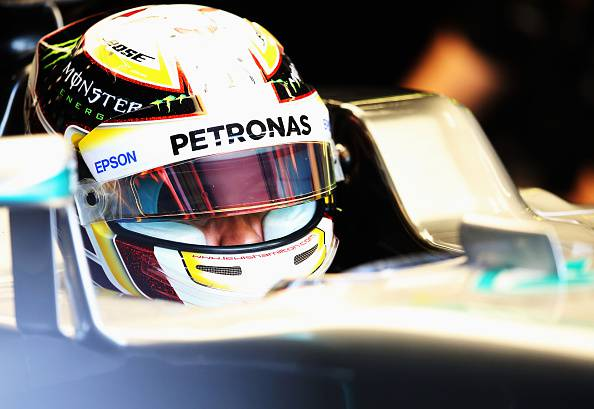 Lewis Hamilton (getty images)
