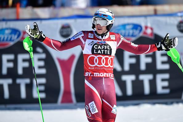 Henrik Kristoffersen (getty images)