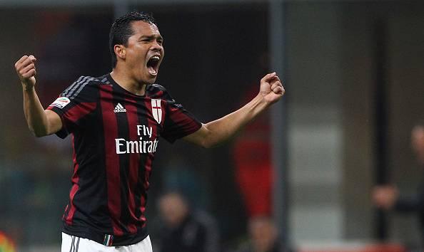 Milan: offerta inglese per Bacca, i rossoneri trattano