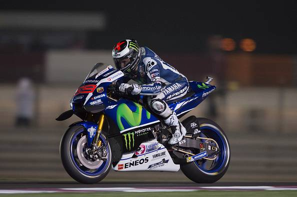 Jorge Lorenzo, tra i protagonisti della Moto GP