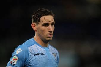 Lucas BIglia, centrocampista della Lazio che piace al Milan