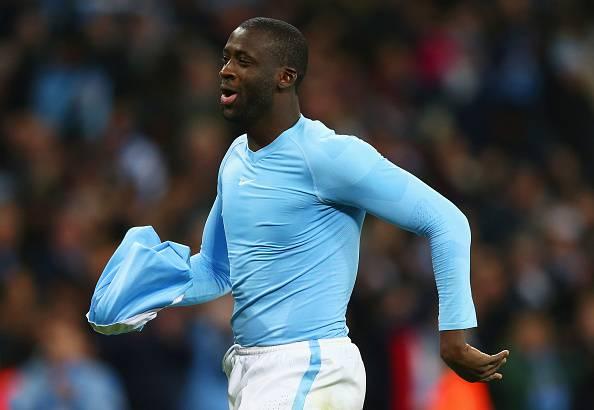 Yaya Tourè, capitano del Manchester City