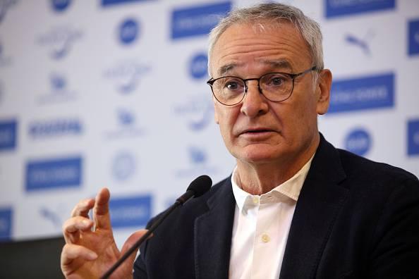 Claudio Ranieri, allenatore del Leicester City