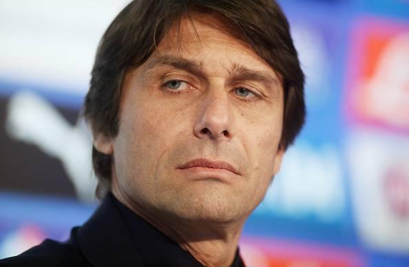 Antonio Conte, CT dell'Italia e prossimo allenatore del Chelsea