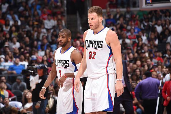 Blake Griffin e Chris Paul, stelle dei Los Angeles Clippers