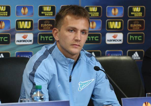 """Criscito sul futuro: """"Penso di restare allo Zenit. Inter? Nessun contatto"""""""