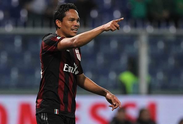 Napoli, obiettivo Carlos Bacca per l'attacco