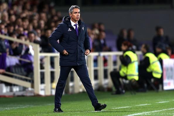 """Fiorentina, Sousa: """"Creiamo una mentalità vincente"""""""