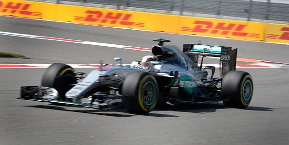 GP Russia: Hamilton il più veloce nelle seconde prove libere