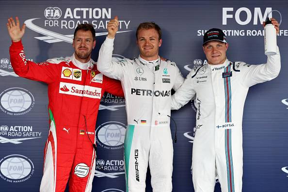 GP Russia: nuova pole di Rosberg. Secondo Bottas