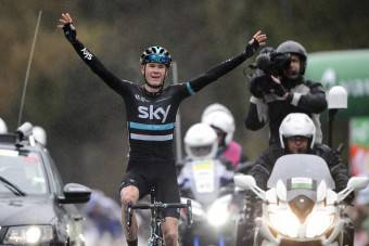 Christopher Froome (getty images)