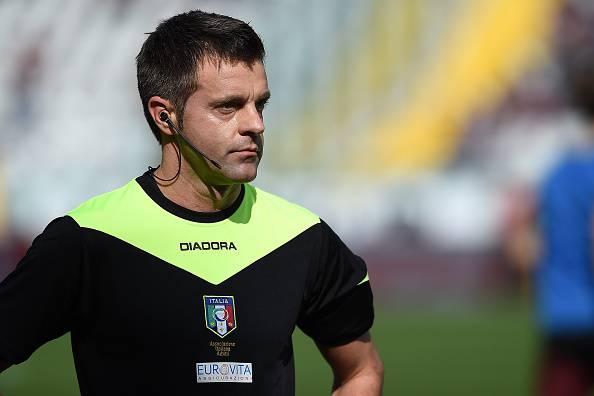 Nicola Rizzoli, arbitro di Serie A