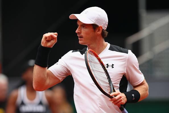Andy Murray, finalista al Masters 1000 Madrid per il secondo anno consecutivo