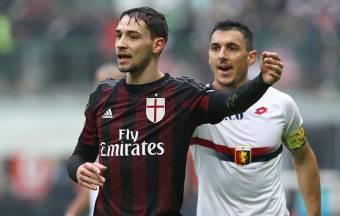 Mattia De Sciglio, terzino del Milan che piace alla Juventus