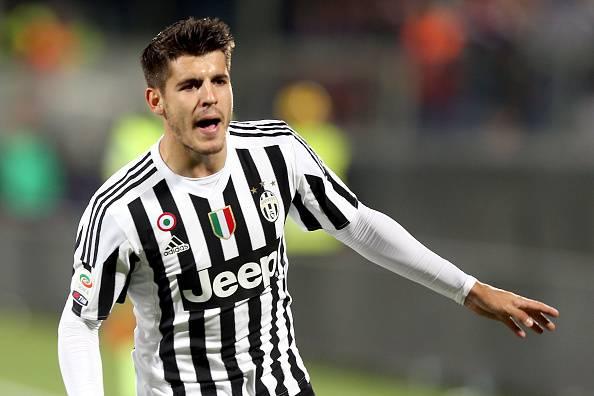 Juventus: tris di nomi per sostituire Morata