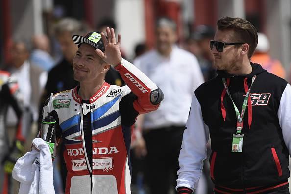Nicky Hayden, pilota SuperBike con un prestigioso passato in Moto GP