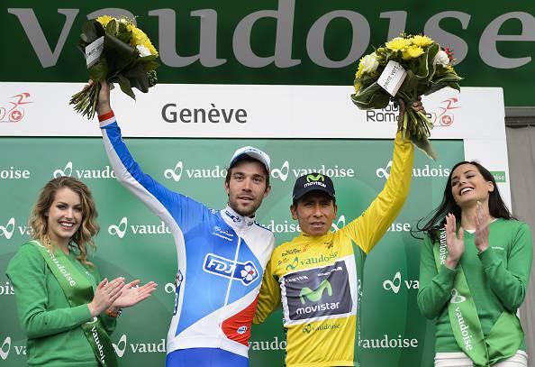 Giro di Romandia 2016: Quintana vince la classifica generale